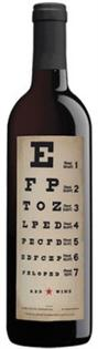 Eye Chart Red 750ml